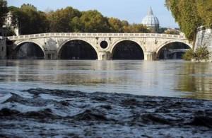Roma, ecco le aree a rischio alluvione dove vivono 100mila persone