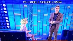 """Domenica Live, Pif a Barbara D'Urso: """"Sei troppo..."""""""