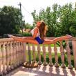 Malin, la pilota svedese fa impazzire il web con le sue pose di Yoga FOTO03