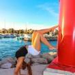 Malin, la pilota svedese fa impazzire il web con le sue pose di Yoga FOTO08