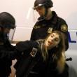 Portland, scontri a protesta anti Trump: proiettili di gomma, spray, 29 arresti FOTO VIDEO 4