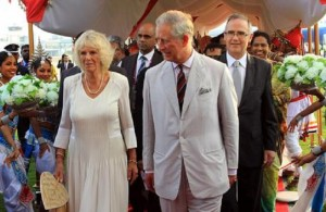 Guarda la versione ingrandita di Vergine non era Camilla e la regina Elisabetta scelse Diana per moglie del principe Carlo (foto d'archivio Ansa)