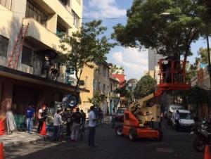 Messico, equipe del regista di Gravity rapinata proprio sul set