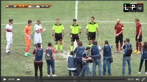 Reggina-Taranto Sportube: streaming diretta live, ecco come vedere la partita