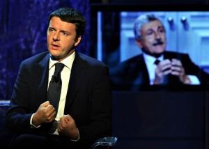 """Renzi: """"D'Alema voleva il posto di Mogherini, il Pse non voleva lui"""""""