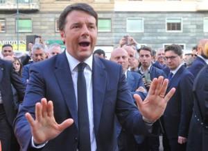 Referendum non è X Factor per Renzi, votare Sì e la diga contro Beppe Grillo