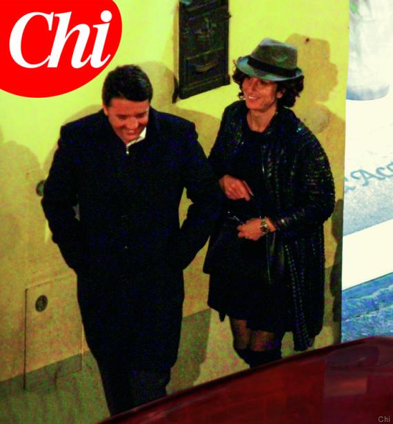 Matteo Renzi e Agnese Landini, cena romantica per il compleanno di lei FOTO