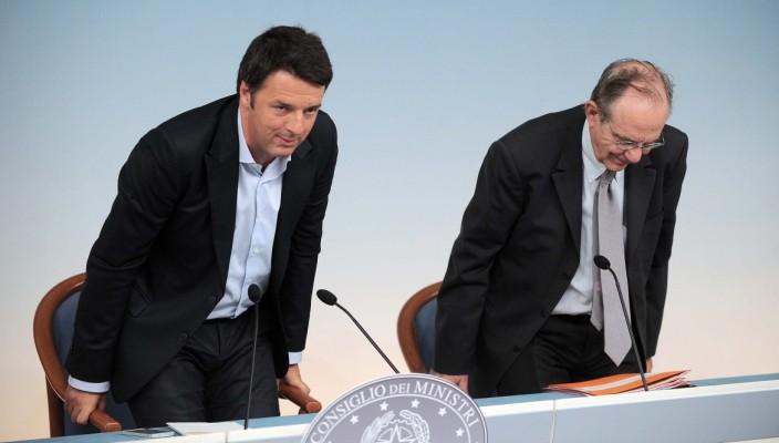Pensioni: annuncio di Renzi a sorpresa