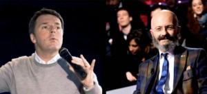 """YOUTUBE Renzi contro Oscar Giannino: """"Tasse andate giù, non ci vuol laurea.."""""""