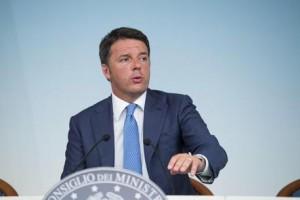 """Matteo Renzi chiama Donald Trump: """"Alleanza strategica Italia-Usa"""""""