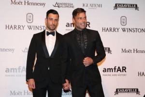 Ricky Martin sposa Jwan Yosef, un artista siriano più giovane