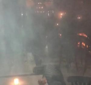 Belen Rodriguez, estintori esplodono nel ristorante. Attimi di panico... VIDEO