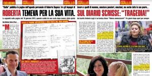 """Guarda la versione ingrandita di Roberta Ragusa aveva paura di Antonio Logli. Sul diario scrisse: """"Tragedia"""""""