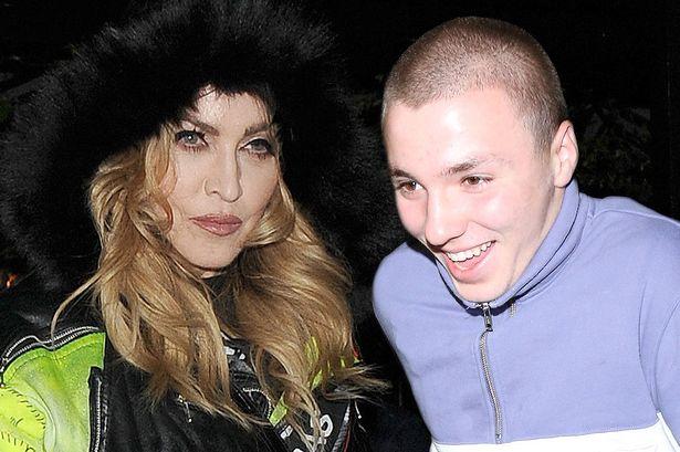 Rocco, il figlio di Madonna, arrestato per droga