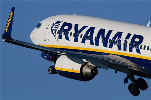 Ryanair lancia la Cyber Week, 8 giorni di super offerte