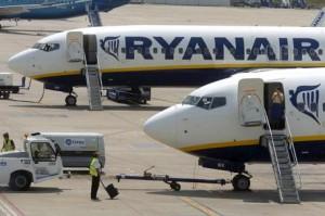 """Ryanair, la visione di O'Leary: """"Entro 5 anni biglietti aerei gratuiti"""" (foto Ansa)"""