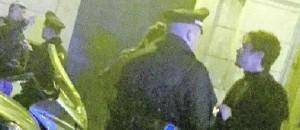 Riccardo Scamarcio, lite col paparazzo: ferma anche i carabinieri