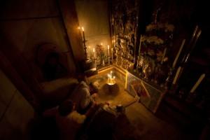 """Santo Sepolcro, strani effetti """"paranormali"""""""