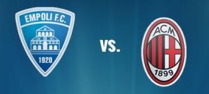 Empoli-Milan diretta live. Formazioni ufficiali video gol highlights foto pagelle