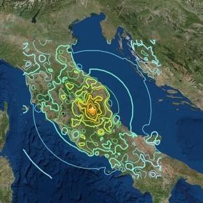 Guarda la versione ingrandita di Terremoto contagio, l'Emilia dopo L'Aquila. E ora allarme gelo