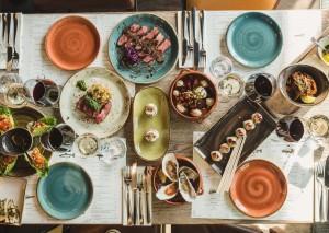 Social eating: cioè gente a casa e fargli pagare la cena