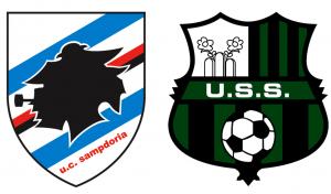 Sampdoria-Sassuolo diretta live. Formazioni ufficiali dalle 12