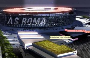 Stadio della Roma caso politico. Giunta Raggi contro il progetto