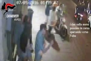 "YOUTUBE Napoli, ""stesa"" su via Toledo: VIDEO incastra due cugini"