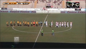 Teramo-Lupa Roma Sportube: streaming diretta, ecco come vedere Coppa Italia Lega Pro