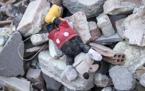 Terremoto Camerino, bimbo 7 anni terrorizzato scappa di casa