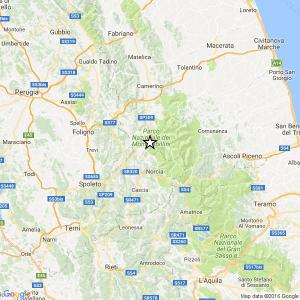 Terremoto centro Italia, altra scossa di magnitudo 4 tra Preci e Visso