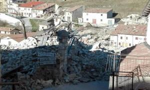 Terremoto in Centro Italia (Foto Ansa)