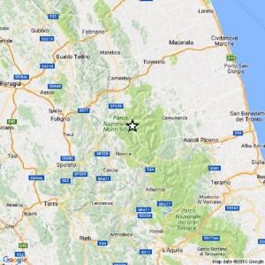 """Terremoto Macerata: scossa di magnitudo 4. Sindaco di Visso: """"Ormai siamo abituati"""""""