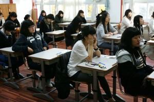 Corea del Sud: aeroporti e cantieri chiusi, uffici aperti più tardi per...il test degli studenti