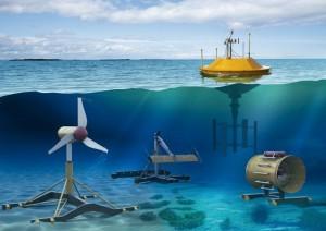 Guarda la versione ingrandita di Energia oceani vale 53 miliardi di euro l'anno
