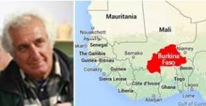 Guarda la versione ingrandita di Tonino Tonial, morto volontario italiano in Burkina Faso: forse ucciso