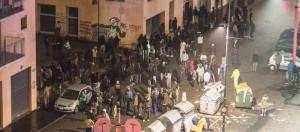 Torino: rivolta migranti all'ex Moi dopo esplosione bombe carta