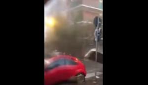 Tornado Ladispoli, VIDEO col telefonino prima di essere travolto