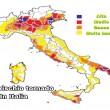 Tornado in Italia, la mappa delle zone a rischio FOTO