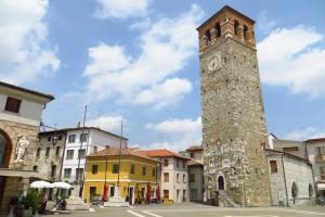 Marano, l'orologio della Torre Millenaria è fermo: cercasi custode che lo carichi