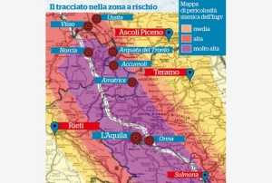 """Gasdotto tra L'Aquila e Norcia si farà, cittadini: """"E' una bomba pronta a scoppiare"""""""
