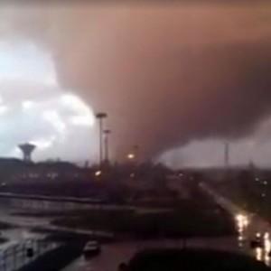 Tromba d'aria, 2 morti vicino Roma. Maltempo flagella centro Italia FOTO