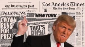 """Donald Trump. """"Choc"""" e """"ribaltone"""": i titoli dei giornali di tutto il mondo"""