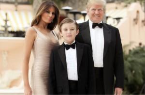 Trump alla Casa Bianca, Melania no: il figlio deve finire la scuola...