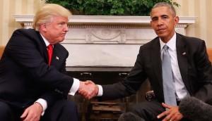 """""""Trump sfratta famiglia nera dalla Casa Bianca"""", bufera Repubblicani"""