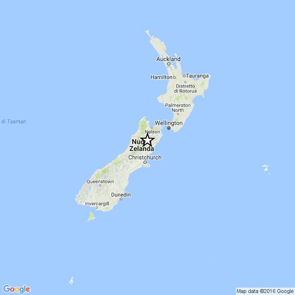 """Tsunami Nuova Zelanda, resta il massimo allarme: """"Onde alte da 3 a 5 metri"""""""