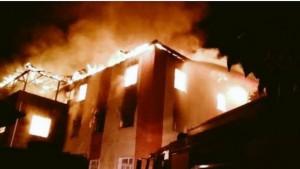 Turchia, incendio nel dormitorio di una scuola di Aladag: 12 morti