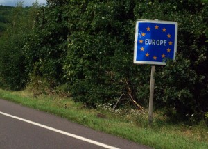 Guarda la versione ingrandita di Ue, entrare nella area Schengen potrebbe costare 5 euro