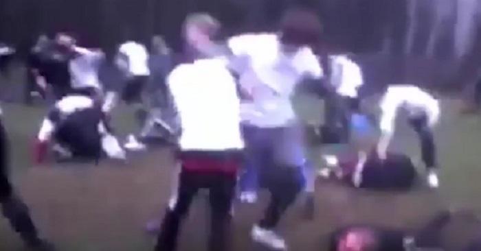 YOUTUBE Russia: ultras addestrano ragazzini per scontri ai Mondiali 2018<
