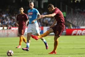 Roma, Edin Dzeko guida super attacco ma difesa non va